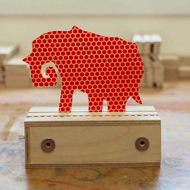מנורת פיל