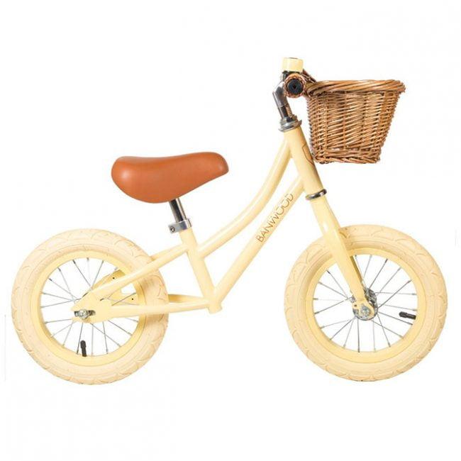 אופני איזון בצבע וניל