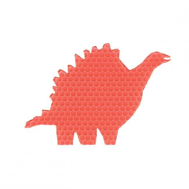 דינוזאור צמחוני ורוד
