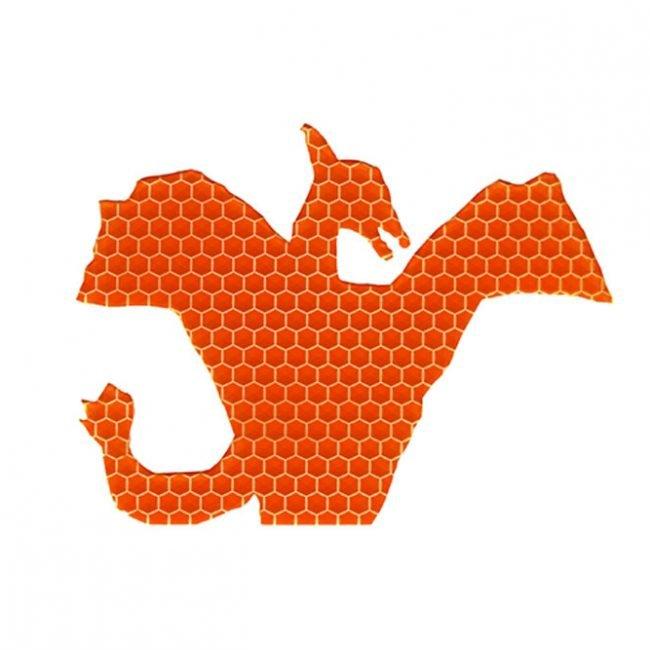 דינוזאור מעופף כתום