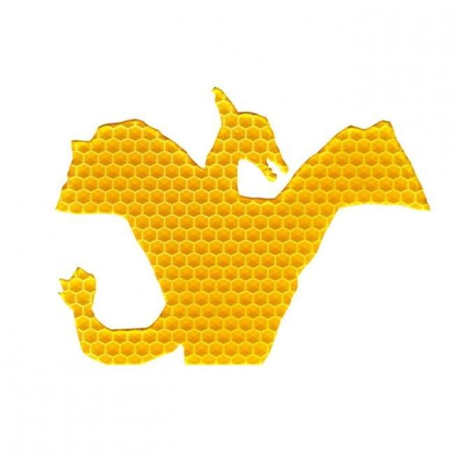 דינוזאור מעופף צהוב