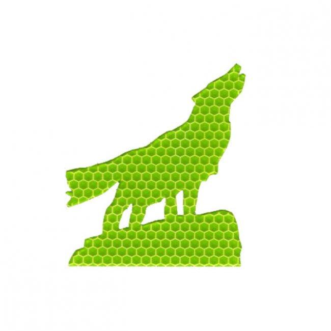 זאב להחלפה במנורה ירוק