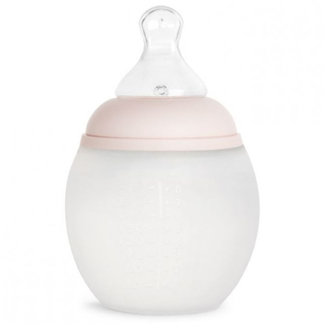 בקבוק לתינוק אלהיי בצבע ניוד