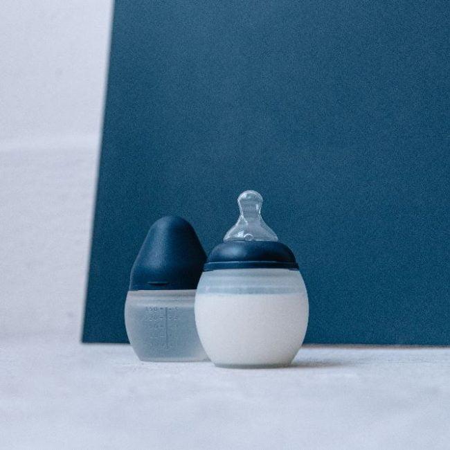 בקבוק לתינוק אלהיי בצבע נייט