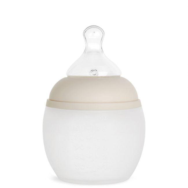 בקבוק לתינוק אלהיי בצבע סנד