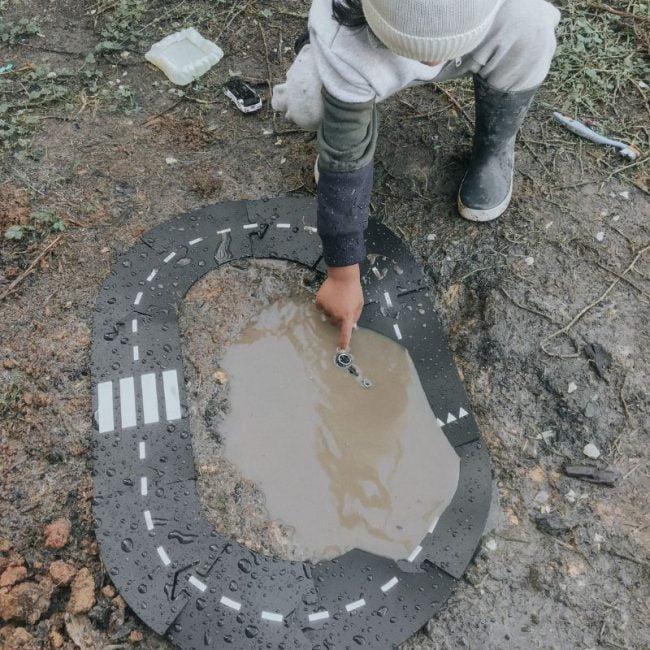 מסלול מעגלי
